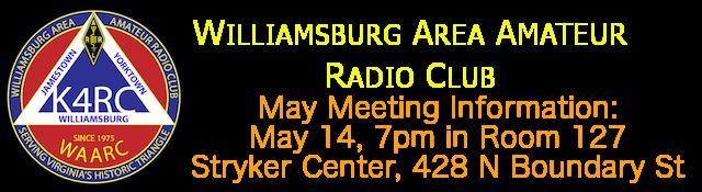 Williamsburg Area Amateur Radio Club
