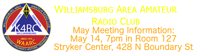 Williamsburg Area Amateur Radio Club